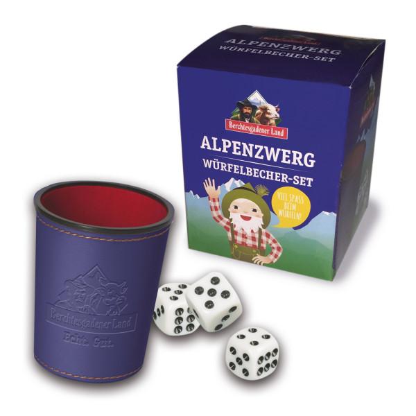 Alpenzwerg Würfelspiel
